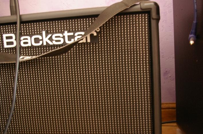 L'ampli guitare Electrique